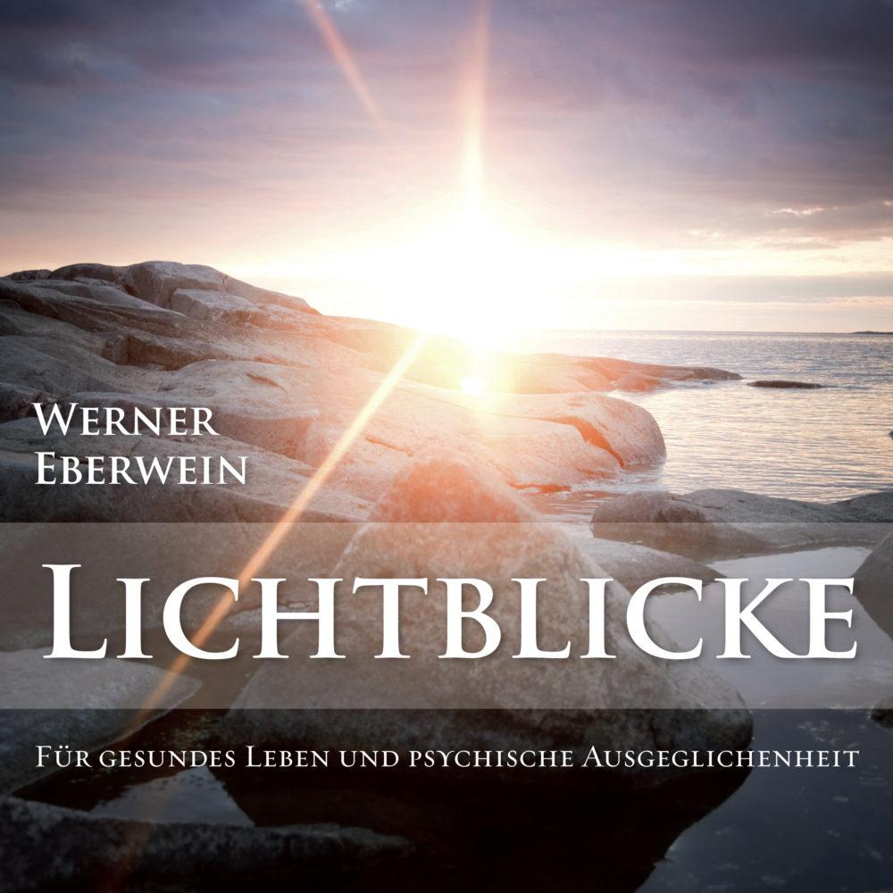 Werner Eberwein Lichtblicke Cover